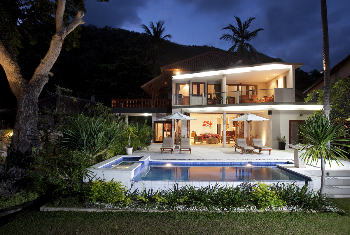 Renting a villa in bali bali travellers - Villas en bali ...