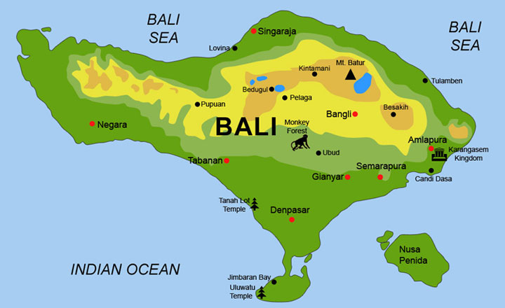 tourism in the island of bali The authorities on the pristine indonesian island are hatching an eco-tourism plan to ensure lombok doesn't go the way of tourism-dominated neighbour bali.